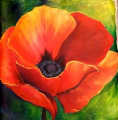 """""""painting from my """"earlier"""" years"""" said previous pinner. I must add that it is superbly drawn and painted!"""
