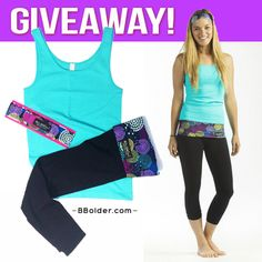 --- WIN! ---<br>- Wish Upon A Star Bolder Band with Tank<br>- Wish Upon A Start Leggings  ($87 Value!)