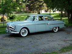 1953 Packard Clipper Deluxe Four Door Sedan