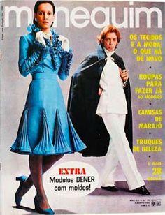 ੴ Effect Butterfly ੴ: Moda - artigo retirado da Revista Manequim  Dener: um luxo! Alta costura brasileira....