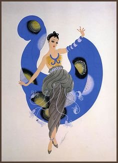 Erte - A  Dream 1987