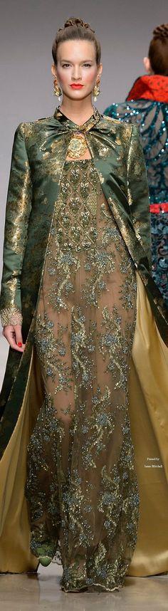 Raffaella Curiel Couture Fall-winter 2015-2016