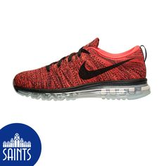 lowest price 7cd1f a0538 Men s Nike Flyknit Air Max Red