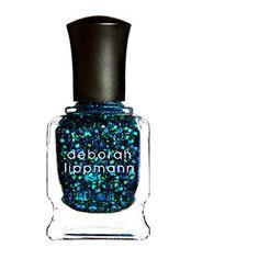 Glitter Nail Polish ❤ liked on Polyvore