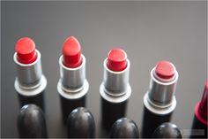 Top 5 – rote Lieblings-Lippenstifte für Herbst und Winter - MAC CHANEL Beauty Products - red lipsticks