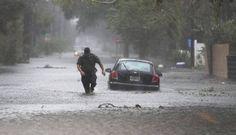 Florida Democrats sue to extend voter registration deadline after Hurricane Matthew