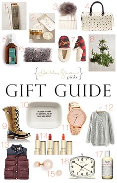 Still need to do some last minute shopping? Don't worry I got you covered. Here are my picks for everyone and everything; beauty, home, kids, shoes, jewelry, accessories. Take your pick and maybe send me something, too… { Skeem Fireplace Matches } { Mercury Candle } { Ivory Fur Pom Beanie } { Sandrine Speedy …