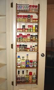 on door spice racks - Google Search