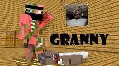Found On Bing From Wwwyoutubecom Granny Horror Game Pinterest - Minecraft horror spiele