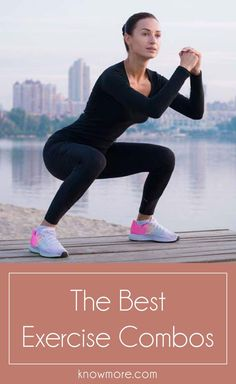 A balanced combination of strength training, cardiovascular training, and stretching is the perfect equation for a healthy body.