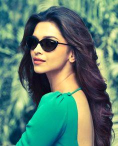 Deepika Padukone: the new face for Vogue eyewear 2013