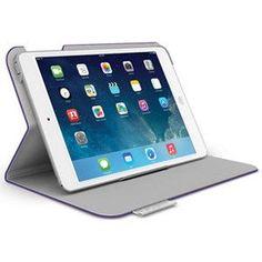 Logitech Folio Protective Case for iPad Air, Purple