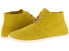 DV by Dolce Vita Sloane Acid Yellow - 6pm.com