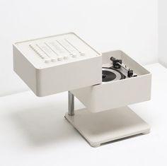 Wega 3300 HiFi Stereophonic System by Verner Panton (1963)