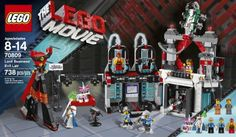 LEGO Movie 70809 Lord Business' Evil Lair | Multi City Toys List Price: $69.99 Discount: $15.00 Sale Price: $54.99