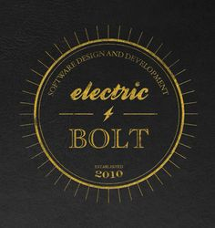 Electric Bolt Logo | Design Official
