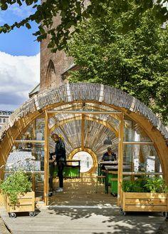 Gallery of The Green Embassy / Steffen Impgaard - 3