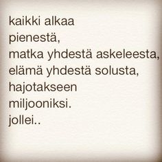 päivän runo 24.3.2014