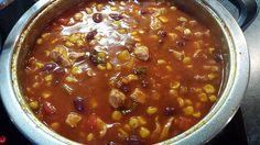 Chili con Carne aus Hähnchenhackfleisch, ein sehr schönes Rezept aus der Kategorie Geflügel. Bewertungen: 13. Durchschnitt: Ø 4,3.