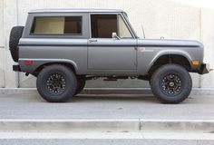 ICON Bronco Project - inspired by 1966-77 Ford Bronco | megadeluxe