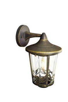 Venkovní svítidlo MASSIVE MA153914210 | Uni-Svitidla.cz Rustikální nástěnné svítidlo vhodné jako osvětlení venkovních prostor #outdoor, #light, #wall, #front_doors, #style, #rustical
