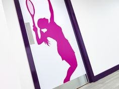 Loughborough University Tennis Centre - Completely designed and refurbished by 360Degrees