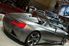 VW Concept Car 2013