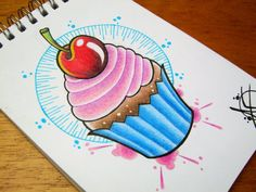 Cupcake Flash Design by Frosttattoo.deviantart.com on @DeviantArt