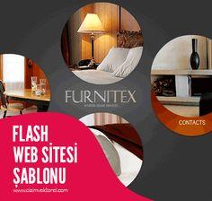 Günün Flash Web Sitesi Ücretsiz | Cizimvektorel.com