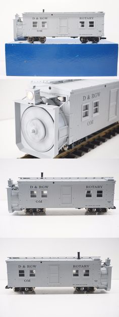 Freight Cars 122580: Usa Trains Dandrgw Denver And Rio Grande Rotary Snow Plow R-2100 G Scale Lgb -> BUY IT NOW ONLY: $269 on eBay!