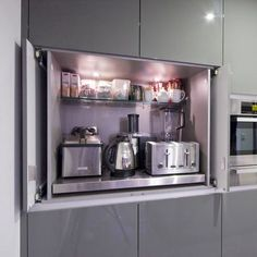 Small Kitchen Options: Get Inspired! Very Small Kitchen Designs — - Type Of Kitchen Storage