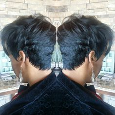 Short Sew in weave hairstyles shop now at www. Short Sassy Hair, Cute Hairstyles For Short Hair, Short Hair Cuts, Short Hair Styles, Short Quick Weave Styles, Short Quick Weave Hairstyles, 27 Piece Quick Weave, 27 Piece Hairstyles, Love Hair