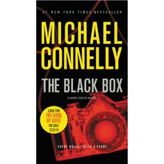 The Black Box: Michael Connelly