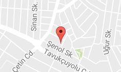 Kalem tez hazırlama İstanbul Ofisi haritası