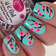 Instagram media by b_jessica_3 #nail #nails #nailart