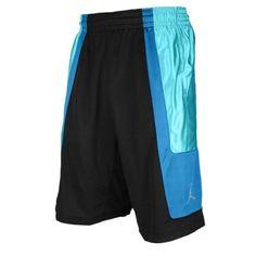 Air Jordan Nike Jumpman Melo 10 Men's Basketball Shorts #589128-011 #Jordan #Athletic