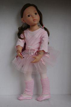 Götz panenka Happy Kidz baletka Sophie 50 cm