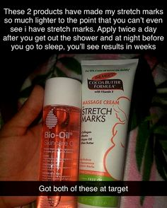 just a quick reminder though, stretch marks are beautiful so don't hate them i. Beauty Tips For Glowing Skin, Health And Beauty Tips, Beauty Skin, Healthy Skin Care, Face Skin Care, Tips Belleza, Skin Treatments, Beauty Care, Beauty Stuff