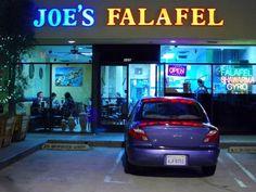 Joe's Falafel: Transcending Universal City Tourist Traps
