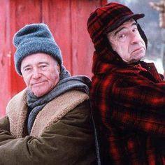 """Grumpy Old Men""-Jack Lemon & Walter Matthau"