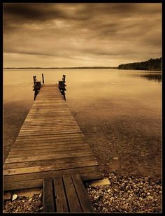dock. reminds me of the dock we have at our house in hoopers island