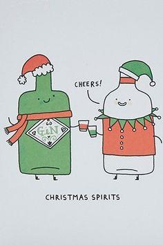 Christmas spirits                                                                                                                                                                                 More                                                                                                                                                                                 More
