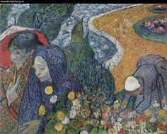♥ Ladies of Arles ♥ Vincent van Gogh