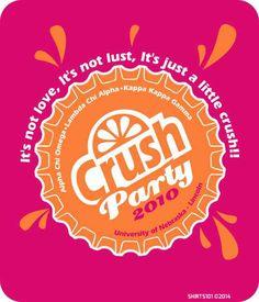 #shirts101 #sorority #greeklife #crushparty #crush