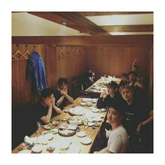 2 October 2016 babies having a meal together for the first time in ages EXO Chanyeol Baekhyun, Exo K, Park Chanyeol, Chansoo, Chanbaek, Fake Instagram, Yixing Exo, Exo Official, Kim Minseok