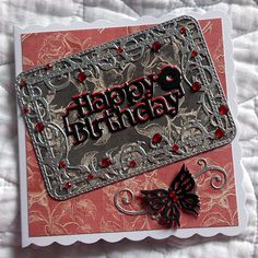 Blog tonic: 5x5 card using the new Topper dies - a card from Doda