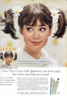 Colleen Corby - Teen Model of the 60s in American Magazines such as Seventeen