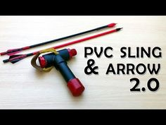 PVC Slingshot Bow V 2.0 With Shooting Demo (Video): 5 Steps (with Pictures)