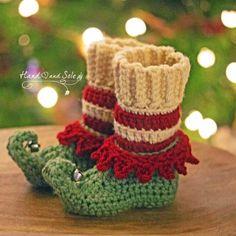 Crochet Booties Pattern, Crochet Baby Hat Patterns, Crochet Baby Hats, Crochet Slippers, Crochet Braids, Crochet Granny, Easy Crochet, Free Crochet, Knitting Patterns