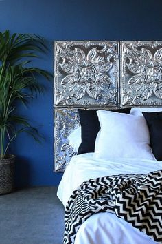 DIY Headboard Ideas for Your Bedroom | Teen Vogue